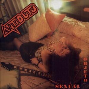 ANTIDOTO - OBJETO SEXUAL LP