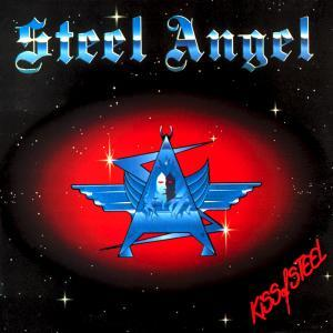 STEEL ANGEL - KISS OF STEEL LP