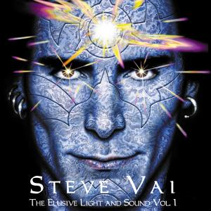 STEVE VAI - THE ELUSIVE LIGHT AND SOUND VOL. 1 CD (NEW)