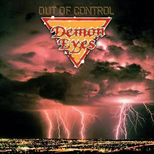 DEMON EYES - OUT OF CONTROL (LTD EDITION 500 COPIES + 8 BONUS TRACKS) CD (NEW)