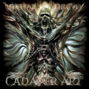 MORTAL DECAY - CADAVER ART CD