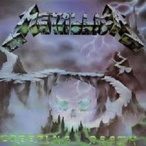"METALLICA - CREEPING DEATH (RED VINYL) 12"" LP"