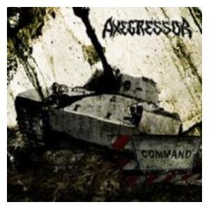 AXEGRESSOR - COMMAND (+POSTER) LP (NEW)