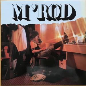 """M'ROD - SAME (4 TRACKS) 12"""" LP"""