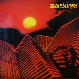STORMBRINGER - SAME (FIRST EDITION, +PROMO ENVELOPE) LP