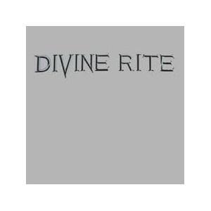 DIVINE RITE - FIRST RITE (PROMO) LP