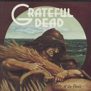 GRATEFUL DEAD - WAKE OF THE FLOOD (U.S.A. EDITION) LP