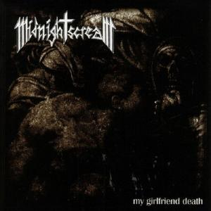 MIDNIGHT SCREAM - MY GIRLFRIEND DEATH - CD