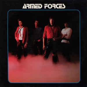 ARMED FORCES - SAME LP