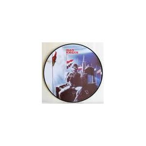 """IRON MAIDEN - 2 MINUTES TO MIDNIGHT/ACES HIGH (PICTURE DISC) 12"""" LP (NEW)"""