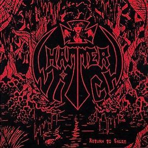 HAMMERWITCH - RETURN TO SALEM (FIRST EDITION) LP