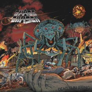 SPACE CHASER - DEAD SUN RISING (LTD EDITION 600 COPIES) LP (NEW)
