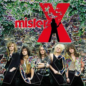 MISTER X (HUNGARIAN) - SAME (LTD HAND-NUMBERED EDITION 333 COPIES) LP (NEW)