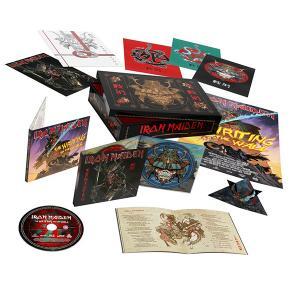 IRON MAIDEN - Senjutsu (Ltd Deluxe Edition) BOX SET