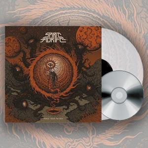 "SPIRIT ADRIFT - Forge Your Future EP (Ltd 300 / 180gr, Clear, Etching Side B, Incl. Bonus CD) CD/12"""