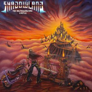 SHADOWLAND - The Necromancer's Castle CD