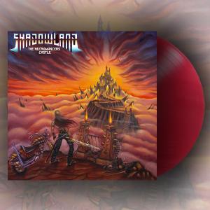 SHADOWLAND - The Necromancer's Castle (Ltd 100 / 180gr, Red) LP