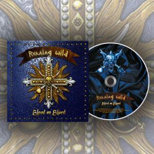 RUNNING WILD - Blood On Blood (Digipak) CD