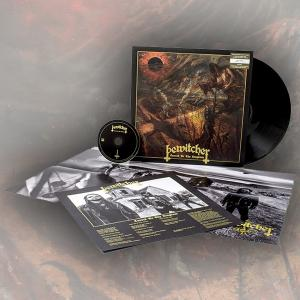BEWITCHER - Cursed Be Thy Kingdom (Black, Incl. Poster & CD) LP/CD