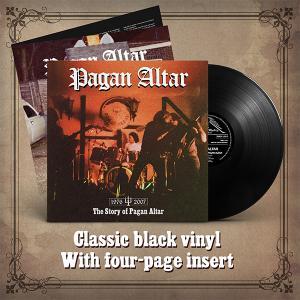 PAGAN ALTAR - The Story Of Pagan Altar LP