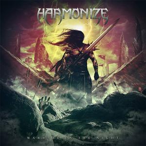 HARMONIZE - Warrior Ιn Τhe Night (Private Pressing) CD