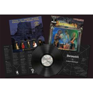 STORMWITCH - Stronger than Heaven (Ltd 100 / Black) LP