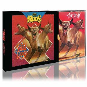 THE RODS - Wild Dogs (Slipcase) CD