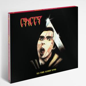 CANCER - To The Gory End (Slipcase) 2CD