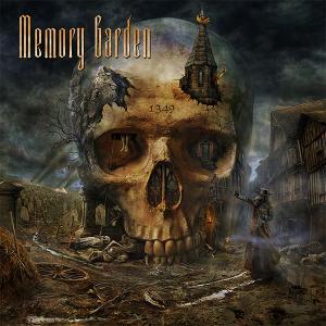 MEMORY GARDEN - 1349 (Ltd 500 / Digipak, Incl. 4 Bonus Tracks) CD