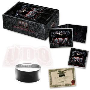 UDO - Game Over (Ltd 1000 / Digipak, Incl. Memorabilia) CD BOX SET