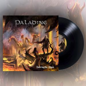 PALADINE - Entering the Abyss (Ltd 100  Hand-Numbered, 180gr, Black, Gatefold) LP
