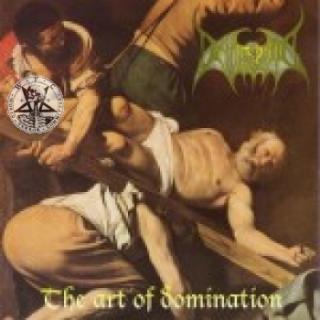 "DEATH DIES - THE ART OF DOMINATION 7"""