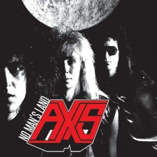 AXIS - NO MAN'S LAND (LTD EDITION 1000 COPIES) CD (NEW)