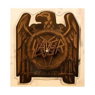SLAYER - SEASONS IN THE ABYSS (LTD EDITION SHAPED PICTURE DISC) 7""