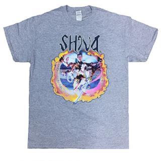 SHIVA - FIREDANCE (SIZE: M) T-SHIRT (NEW)