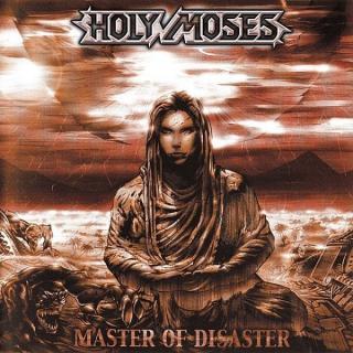 HOLY MOSES - MASTER OF DISASTER (+7 BONUS, +VIDEO) CD (NEW)