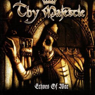 THY MAJESTIE - ECHOES OF WAR CD (NEW)